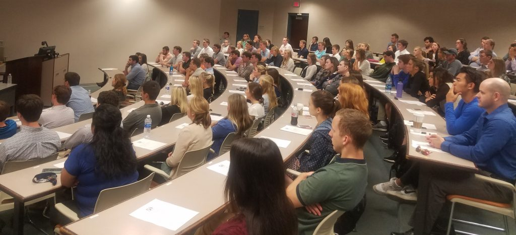 Auburn University StudentCPT Chapter Kickoff